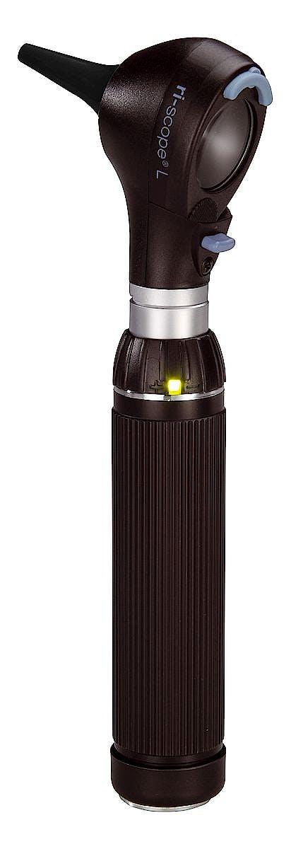 Otoscopio Riester Ri-Scope L L1 HL 2,5 V., Mango C para 2 Baterias Alcalinas Tipo C o Ri-Accu