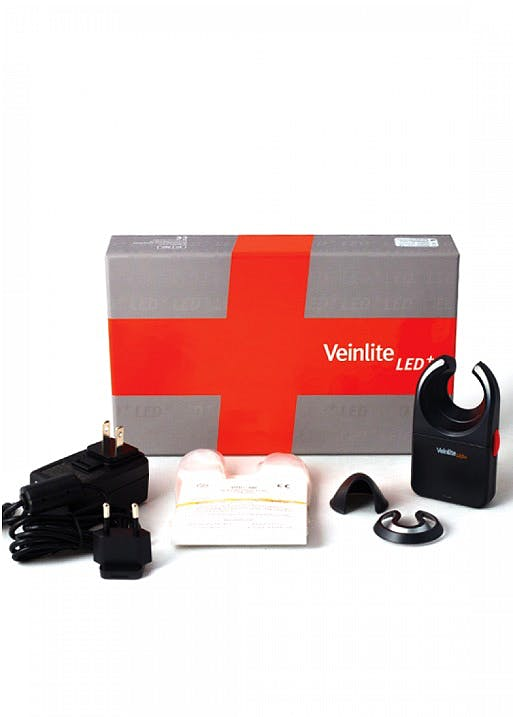 Veinlite LED + Transiluminador