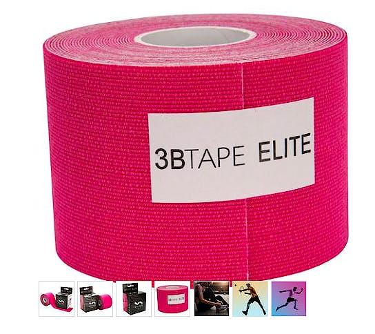 3B Tape Elite Rosa, Rollo de 5 cm. x 5 m.
