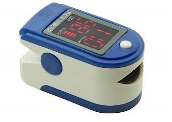 Pulsioxímetro de Dedo CONTEC CMS50DL (sin Onda Plestimográfica)