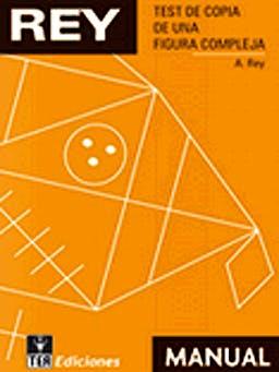 Portada del libro 9783482604539 Rey. Test de Copia de una Figura Compleja (Juego Completo, Ref. 2c0400)