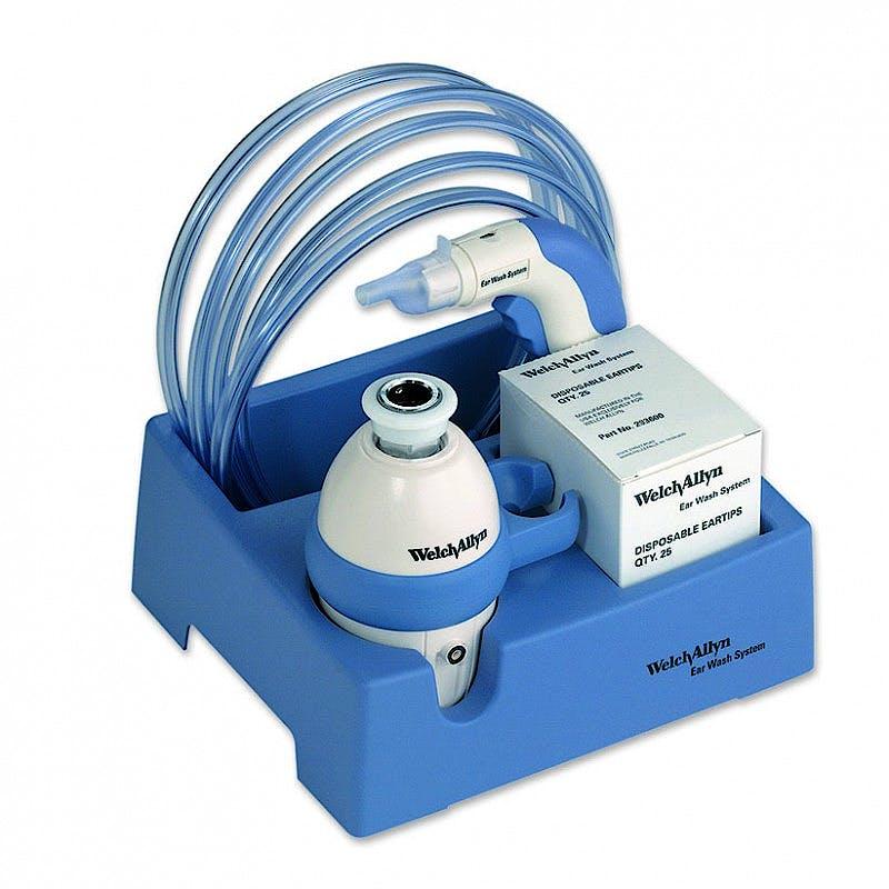 Sistema para Extracción del Cerumen EarWash Plus