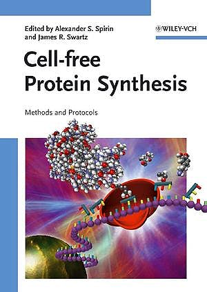 Portada del libro 9783527316496 Cell-Free Protein Synthesis. Methods and Protocols
