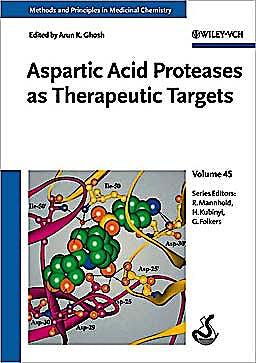Portada del libro 9783527318117 Aspartic Acid Proteases as Therapeutic Targets