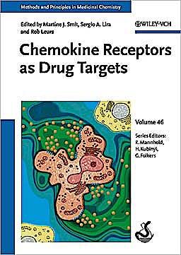 Portada del libro 9783527321186 Chemokine Receptors as Drug Targets