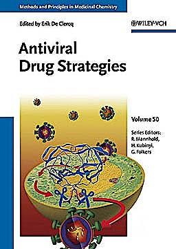 Portada del libro 9783527326969 Antiviral Drug Strategies