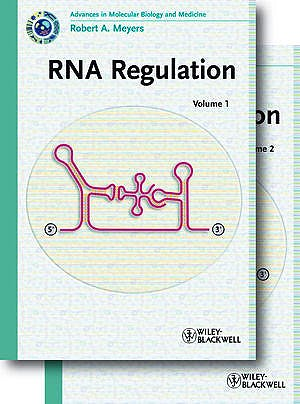 Portada del libro 9783527331567 Rna Regulation, 2 Vols.
