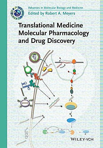 Portada del libro 9783527336593 Translational Medicine. Molecular Pharmacology and Drug Discovery