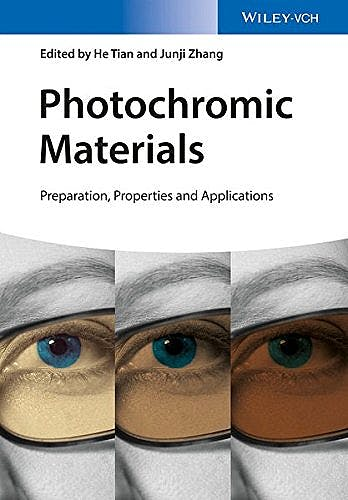 Portada del libro 9783527337798 Photochromic Materials. Preparation, Properties and Applications