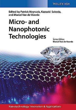 Portada del libro 9783527340378 Micro- and Nanophotonic Technologies