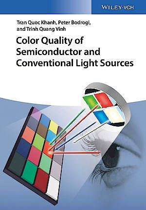 Portada del libro 9783527341665 Color Quality of Semiconductor and Conventional Light Sources