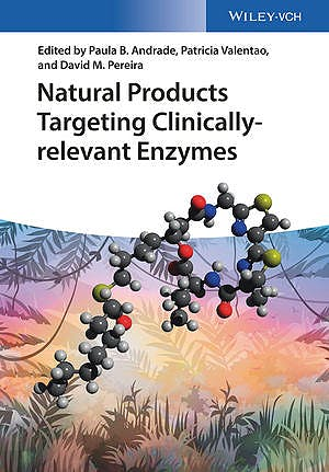 Portada del libro 9783527342051 Natural Products Targeting Clinically-Relevant Enzymes