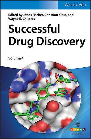 Portada del libro 9783527344680 Successful Drug Discovery, Volume 4