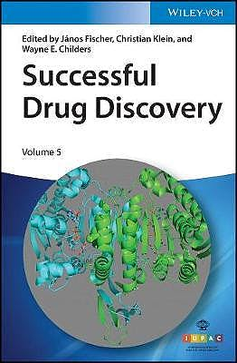 Portada del libro 9783527347544 Successful Drug Discovery Volume 5