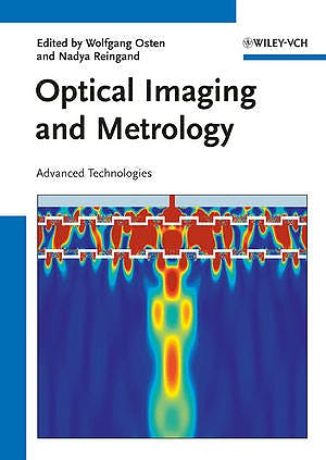 Portada del libro 9783527410644 Optical Imaging and Metrology
