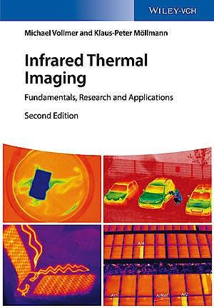 Portada del libro 9783527413515 Infrared Thermal Imaging. Fundamentals, Research and Applications