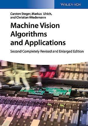 Portada del libro 9783527413652 Machine Vision Algorithms and Applications
