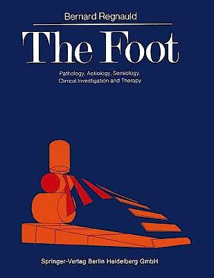 Portada del libro 9783540132226 The Foot