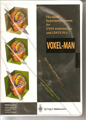 Portada del libro 9783540145844 Voxel-Man. Brain and Skull + Cd-Rom