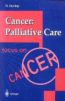 Portada del libro 9783540199748 Cancer: Palliative Care (Focus on Cancer)