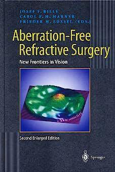 Portada del libro 9783540204213 Aberration-Free Refractive Surgery