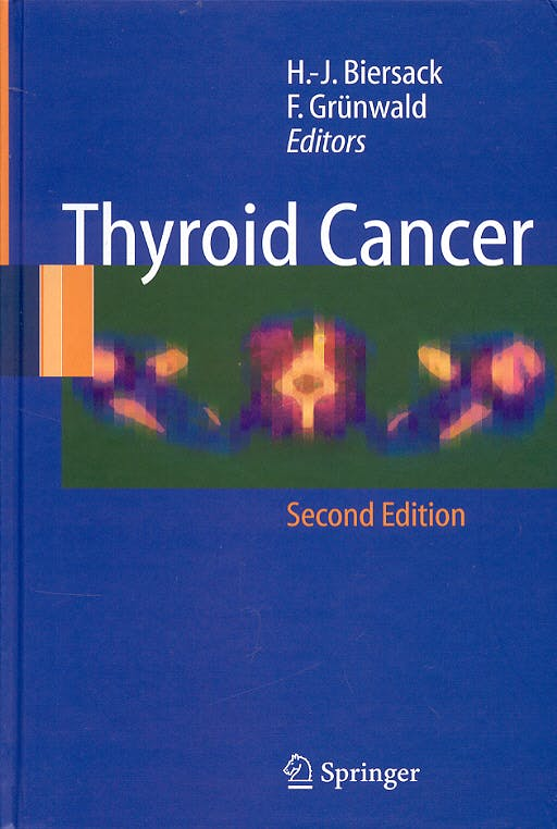 Portada del libro 9783540223092 Thyroid Cancer