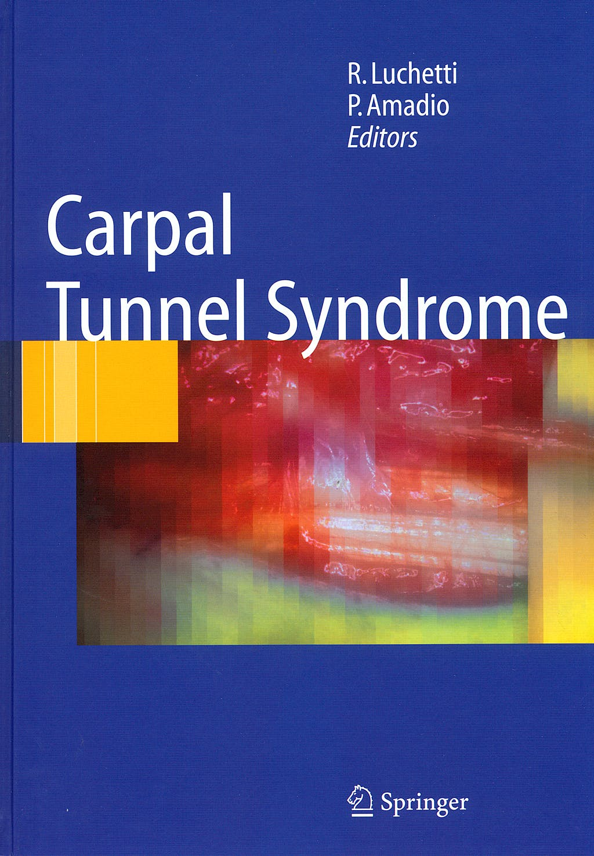 Portada del libro 9783540223870 Carpal Tunnel Syndrome (Hardcover)