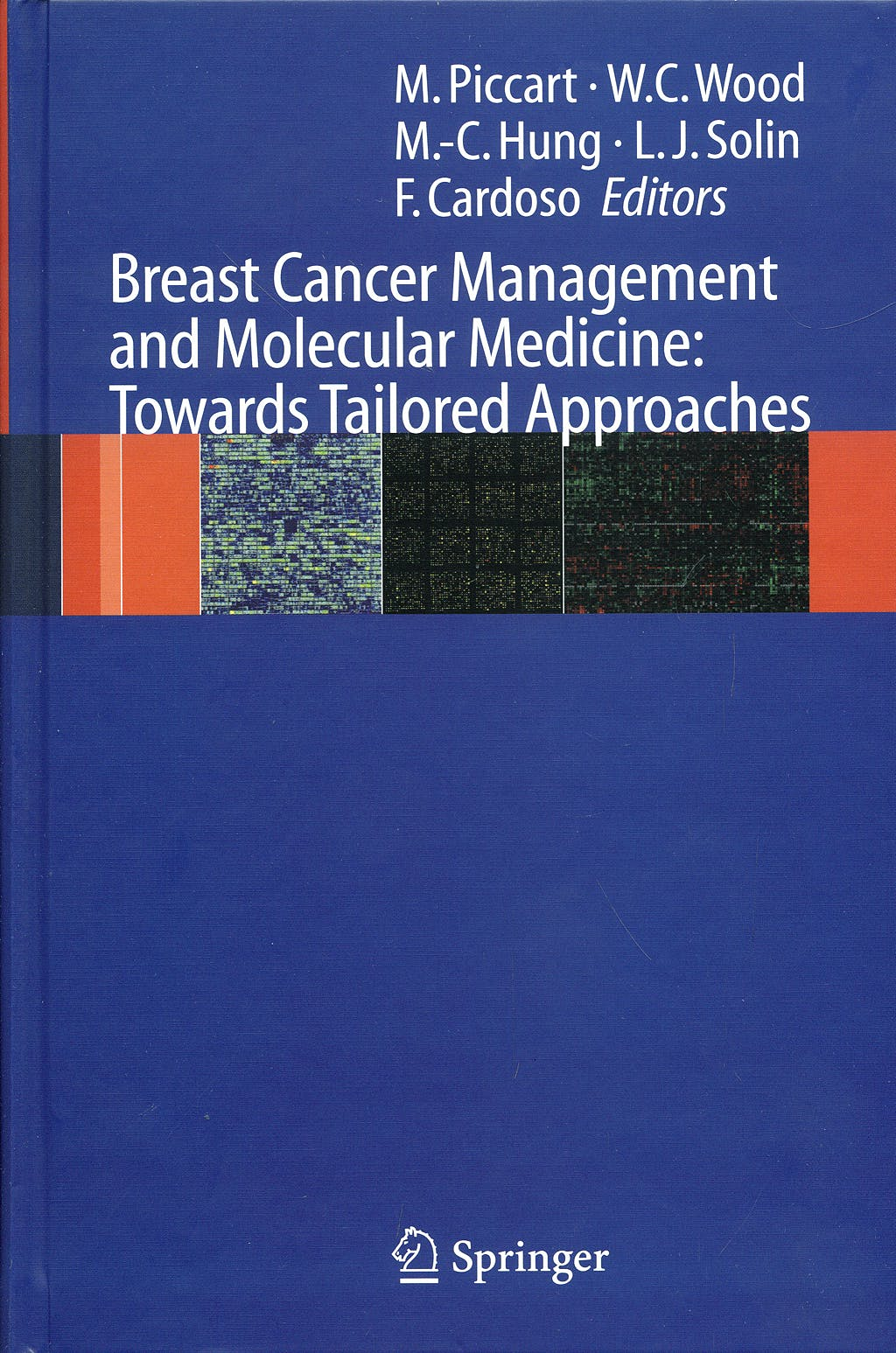 Portada del libro 9783540282655 Breast Cancer Management and Molecular Medicine: Towards Tailored Approaches