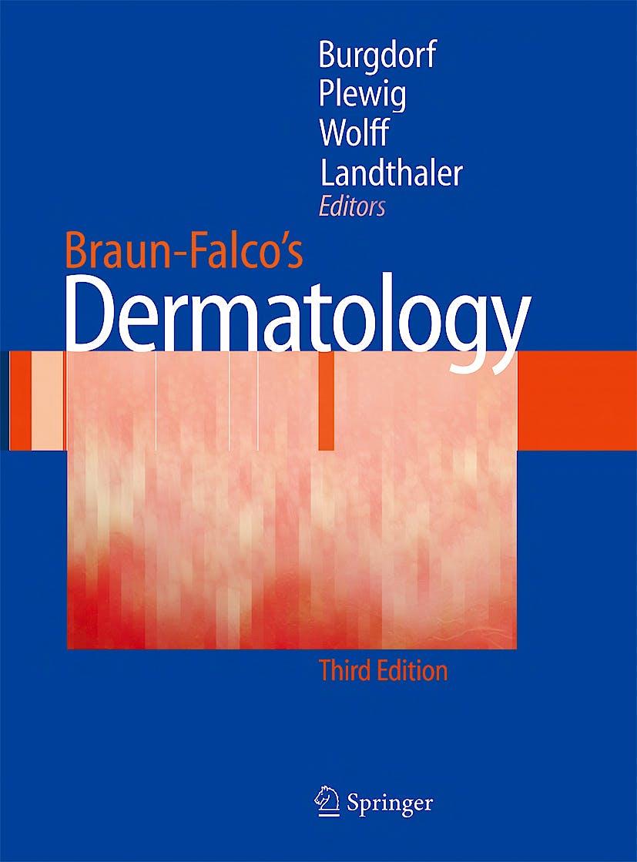 Portada del libro 9783540293125 Braun-Falco's Dermatology