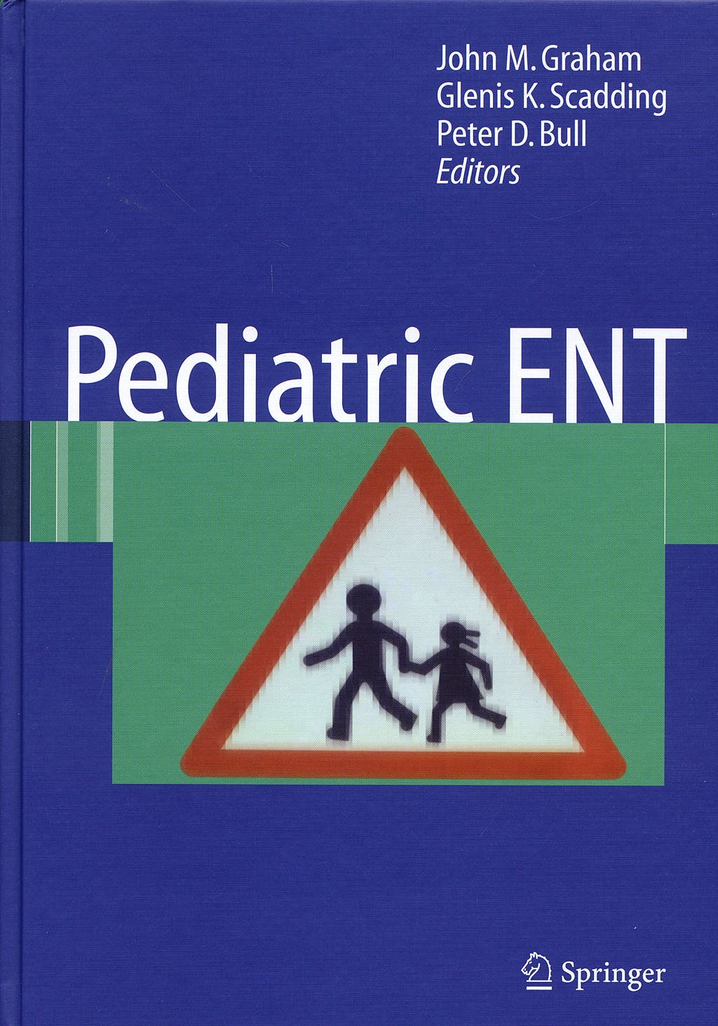 Portada del libro 9783540330387 Pediatric Ent (Hardcover)