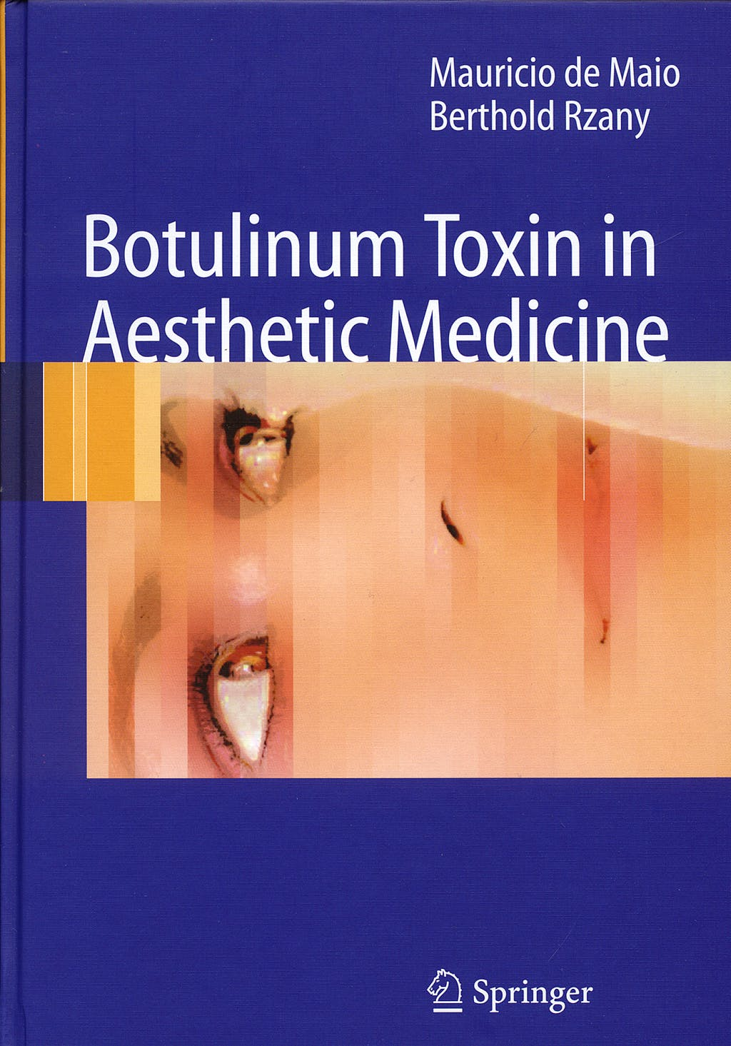Portada del libro 9783540340942 Botulinum Toxin in Aesthetic Medicine
