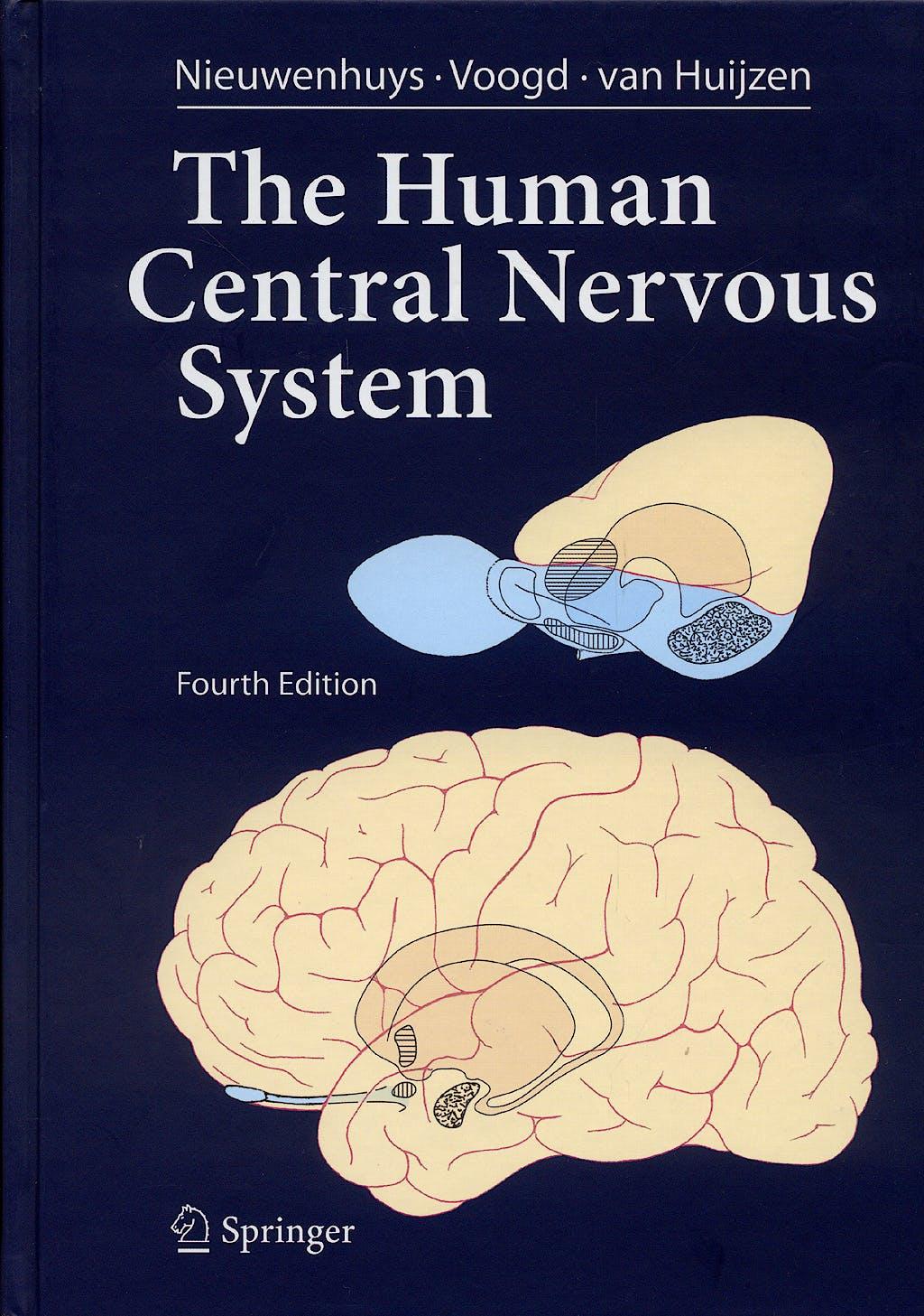 Portada del libro 9783540346845 The Human Central Nervous System
