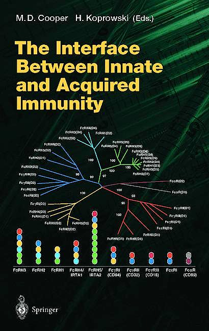 Portada del libro 9783540428947 The Interface between Innate and Acquired Immunity
