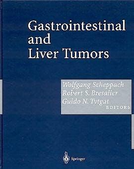 Portada del libro 9783540434627 Gastrointestinal and Liver Tumors