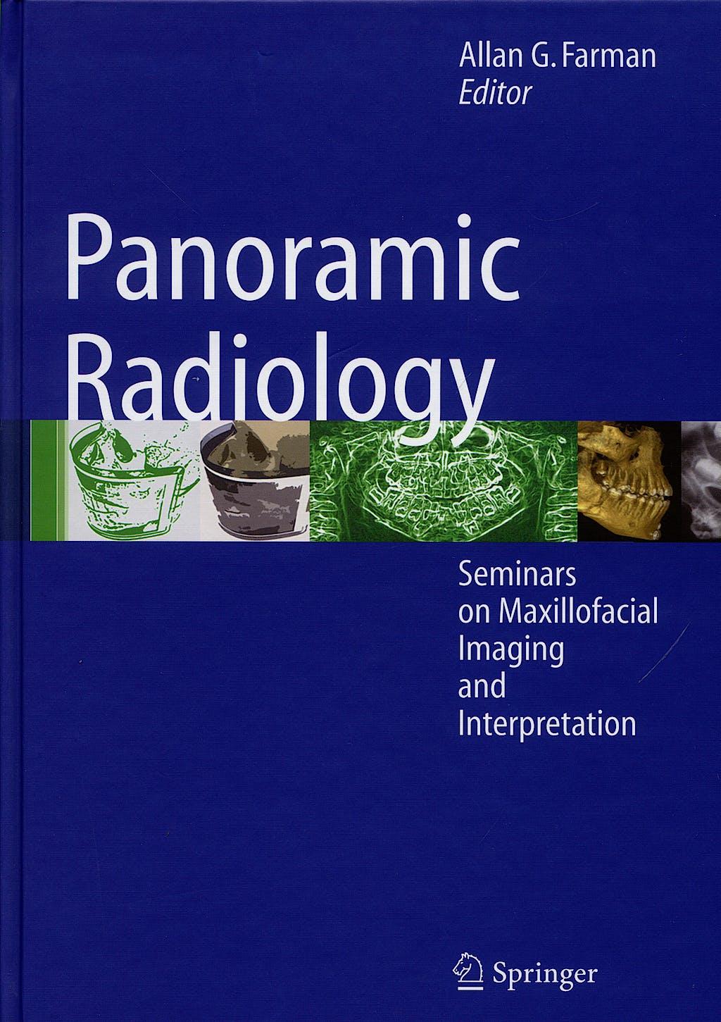 Portada del libro 9783540462293 Panoramic Radiology: Seminars on Maxillofacial Imaging & Interpretation