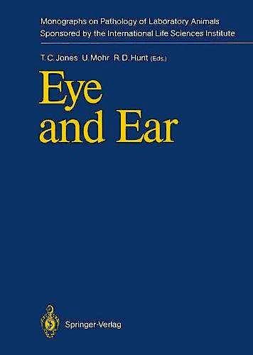 Portada del libro 9783540540441 Eye and Ear