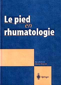 Portada del libro 9783540595939 Le Pied en Rhumatologie