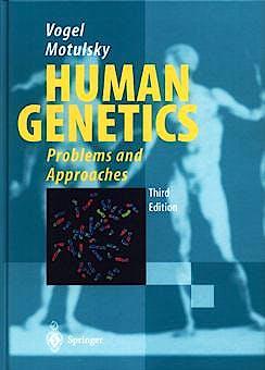 Portada del libro 9783540602903 Human Genetics. Problems and Approaches
