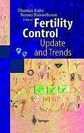 Portada del libro 9783540647638 Fertility Control: Update and Trends