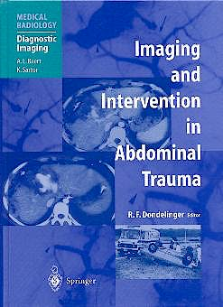 Portada del libro 9783540652120 Imaging and Intervention in Abdominal Trauma (Medical Radiology: Diagnostic Imaging)