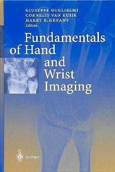 Portada del libro 9783540678540 Fundamentals of Hand and Wrist Imaging