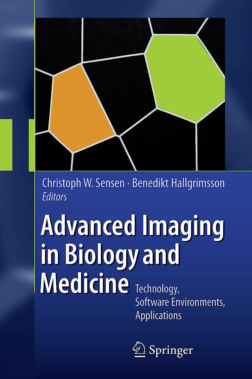 Portada del libro 9783540689928 Advanced Imaging in Biology and Medicine (Hardcover)