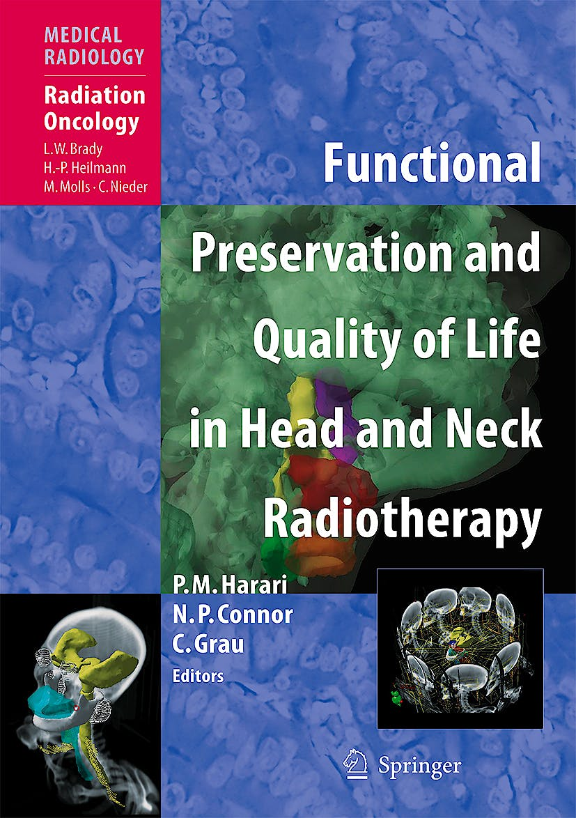 Portada del libro 9783540732310 Functional Preservation and Quality of Life in Head and Neck Radiotherapy