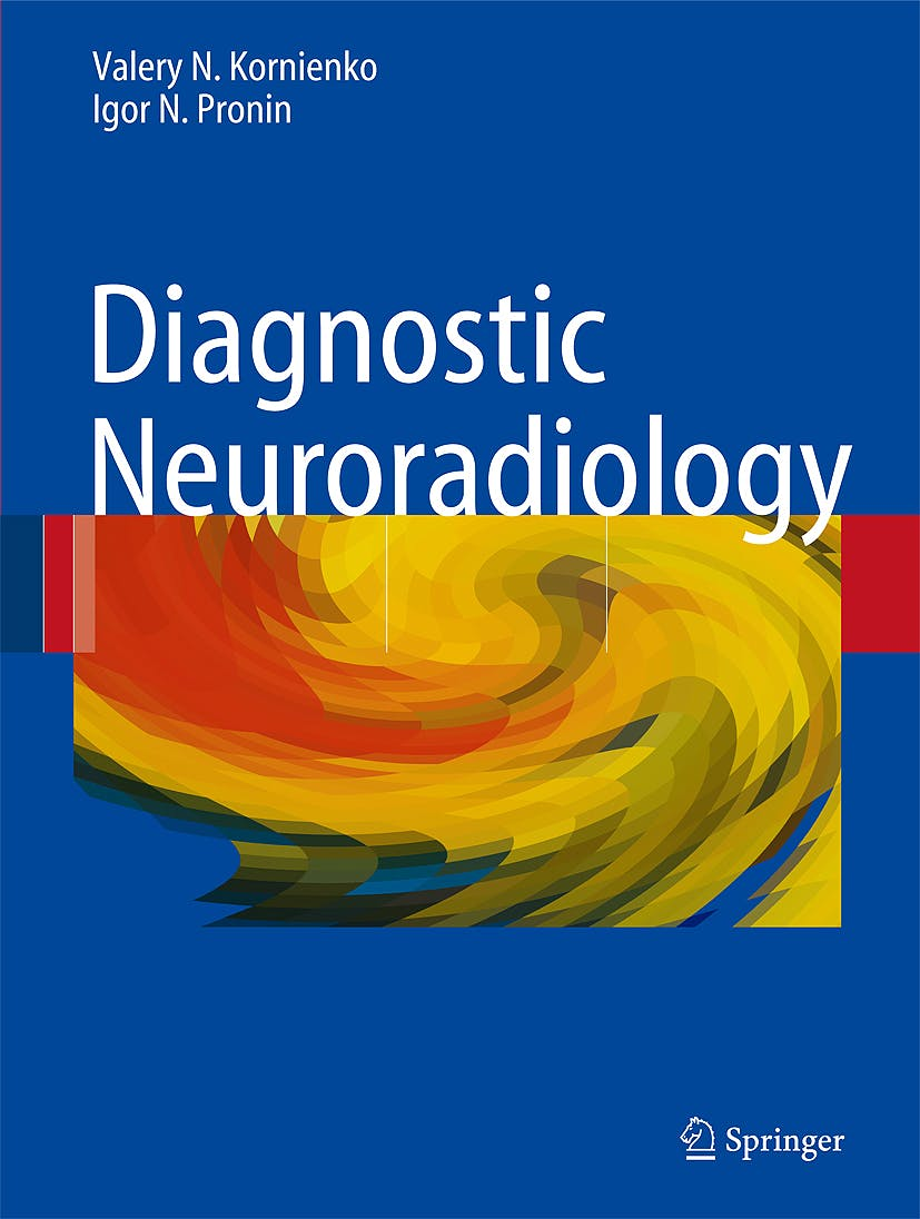 Portada del libro 9783540756521 Diagnostic Neuroradiology