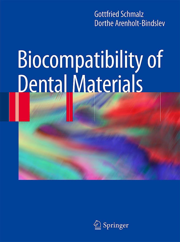 Portada del libro 9783540777816 Biocompatibility of Dental Materials