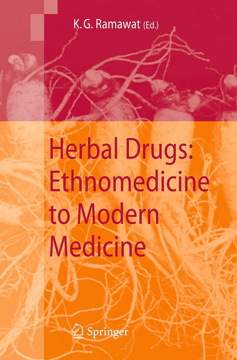 Portada del libro 9783540791157 Herbal Drugs: Ethnomedicine to Modern Medicine