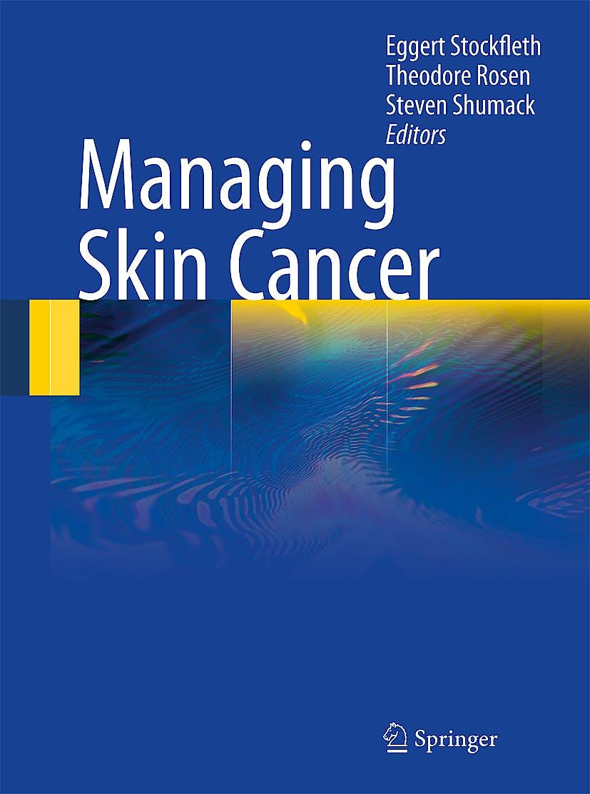 Portada del libro 9783540793465 Managing Skin Cancer