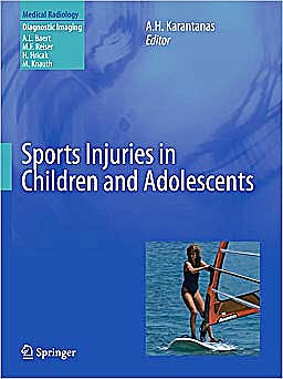 Portada del libro 9783540885894 Sports Injuries in Children and Adolescents