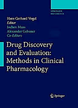 Portada del libro 9783540898924 Drug Discovery and Evaluation: Methods in Clinical Pharmacology + Online Access