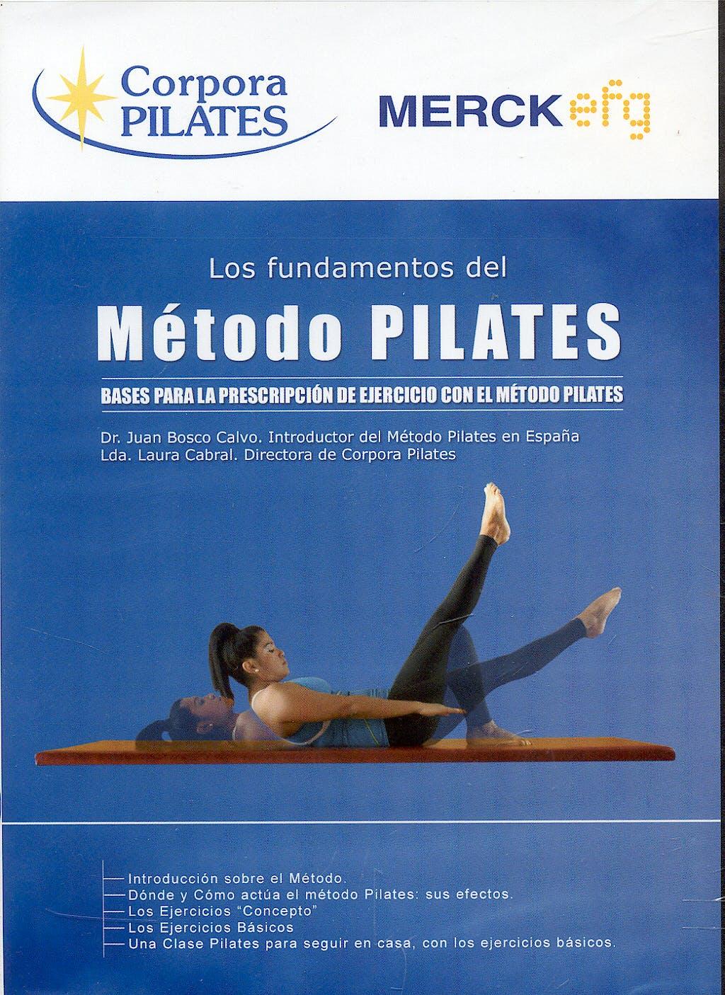 Los Fundamentos del Método Pilates. Bases para la Prescripción de Ejercicio con el Método Pilates (DVD)
